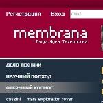 Web memb