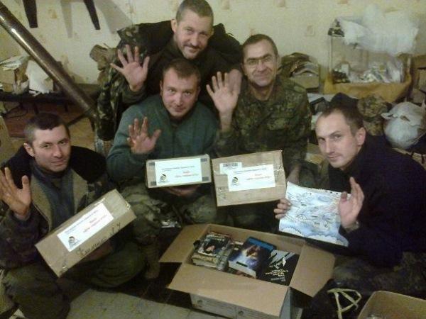 З подякою від бійців 28 бригади