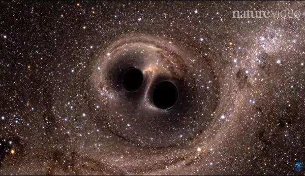 Заря нової ери у фізиці та астрономії