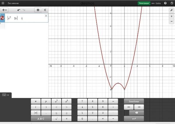 Досліджуйте математику разом з Desmos
