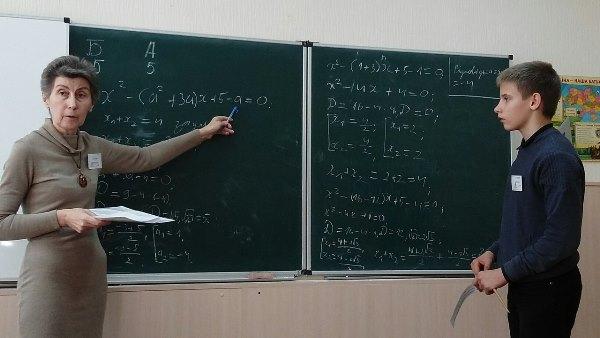 """Як ви """"воювали""""№ з квадратними рівняннями"""