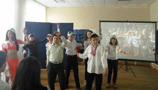 Співаємо, танцюємо Здоров'ячко шануємо!