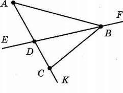 Точки, прямі, відрізки, промені.