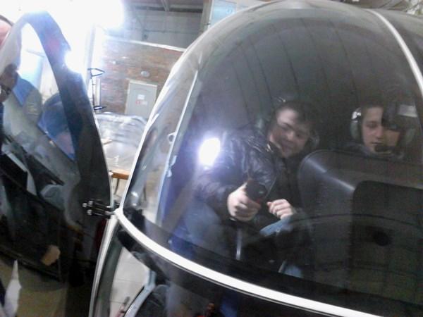 Гелікоптери у Полтаві